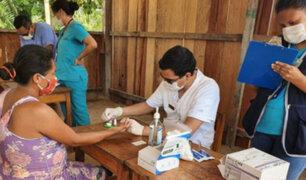 Destinan S/. 88 millones para prevención de casos Covid-19 en comunidades amazónicas