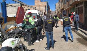 Estado de emergencia: detienen a 11 personas en cabina de internet y cantina en Puno