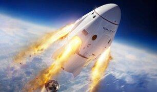 SpaceX: mire el lanzamiento en directo minuto a minuto