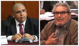 Minjus rechaza hábeas corpus a favor de Abimael Guzmán