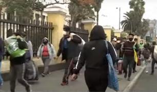 La Victoria: comerciantes ambulantes invaden la avenida Grau