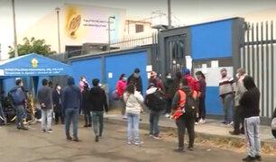 Familiares de pacientes COVID-19 aseguran que hospital Negreiros estaría colapsado