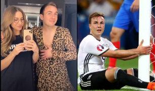 Reto del Tik Tok acabó con héroe del fútbol alemán