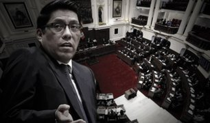 Gabinete Zeballos se presentó ante el Congreso para pedir voto de confianza