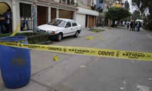 Delincuentes desatan balacera durante persecución policial en San Luis