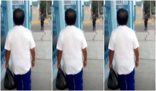 Piura: dos pacientes diagnosticados con COVID-19 intentaron escapar de hospital