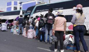 Zeballos busca diseñar estrategia que incluya a migrantes en desarrollo provincia y regional