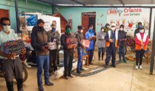 Cusco: docentes diseñan cuadernos y audios con cuentos para reforzar educación a distancia