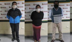 Estado de emergencia: detienen a profesores tomando cerveza al interior de colegio