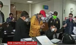 San Martín de Porres: Fiscalía investiga corrupción en distrito por compra de canastas
