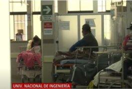 Investigadores peruanos prueban con éxito respirador no invasivo