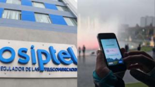 Osiptel: En junio inicia suspensión gradual de servicios por falta de pago
