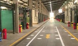 Tras encontrarse 168 positivos: Mercado Mayorista de Santa Anita reabre dos pabellones
