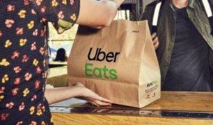 Uber Eats anuncia fin de sus operaciones en Perú debido a pandemia de coronavirus