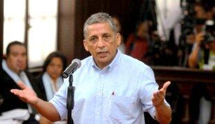 Antauro Humala: rechazan hábeas corpus para su traslado a hospital por COVID-19