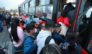 Podría generar contagios: Sistema de transporte pone en riesgo reactivación económica