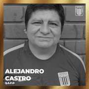 Alianza Lima comunica el fallecimiento de Alejandro Catro, utilero de la divisiones menores y del equipo reserva