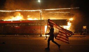 EEUU: continúan protestas en Minneapolis por muerte de afroamericano