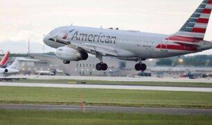 American Airlines quitará el 30% de su personal administrativo tras crisis generada por pandemia