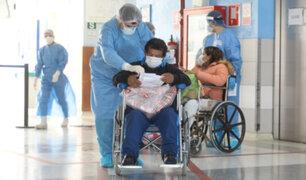 Así se rehabilitan pacientes UCI tras superar el COVID-19