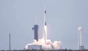 Crew Dragon: nave de SpaceX fue lanzada con éxito desde EEUU