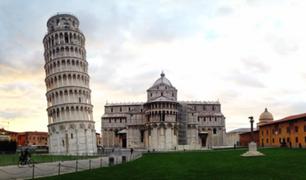 Italia: reabren la Torre de Pisa al público tras casi tres meses de cierre por coronavirus