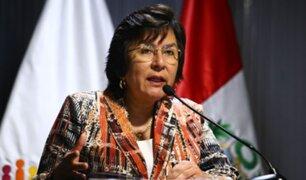Marianella Ledesma: pensionistas de la ONP no devolverán bono de S/.900