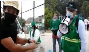 Ciudadanos venezolanos denuncian que les niegan mascarillas por su nacionalidad