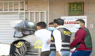 Callao: reconstruyen crimen de la luchadora Jannette Mallqui