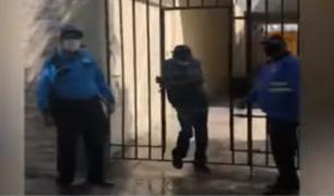 Miraflores: detienen a delincuente que robó en verdulería en pleno estado de emergencia