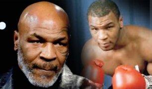 Mike Tyson confirma su retorno a los cuadrilateros