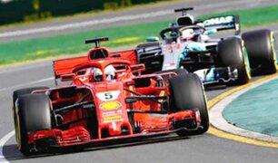 El Mundial de Fórmula 1 de Australia comenzará en julio sin aficionados