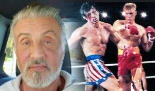 Rocky IV: Sylvester Stallone casi pierde la vida rodando la cuarta entrega de la saga