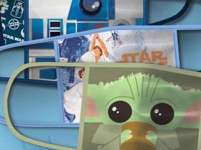Coronavirus: Disney estrena mascarillas con sus personajes más queridos