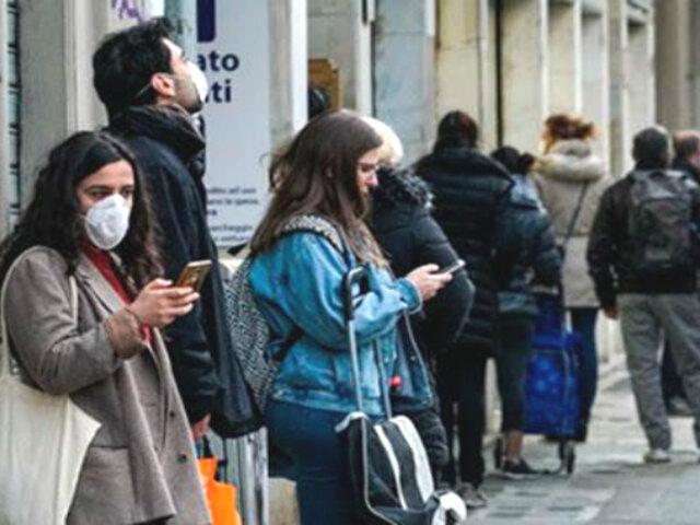 Coronavirus: Italia se prepara para segunda etapa de apertura de comercios