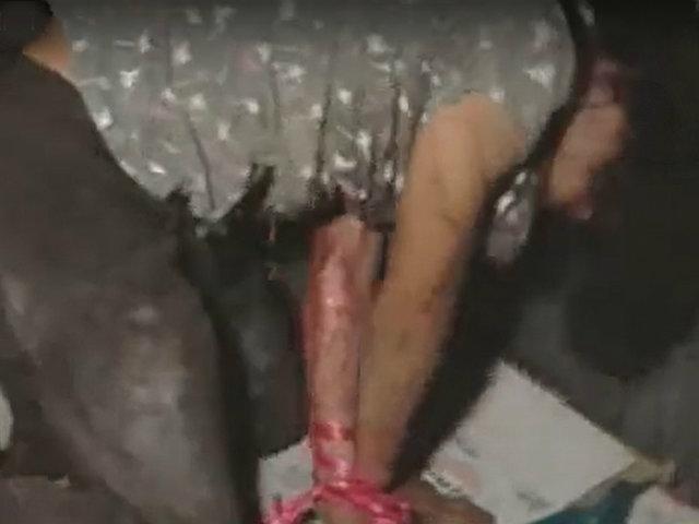 Chaclacayo: ladrón casi es linchado durante toque de queda
