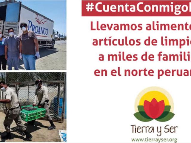 Todos contra el Covid-19: Súmate a campaña de ayuda #CuentaConmigoPerú
