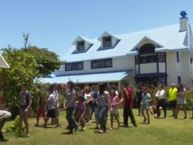 Familia de 37 hijos sobrelleva la cuarentena en Costa Rica