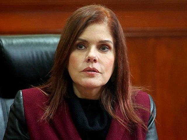 Mercedes Aráoz: Fiscalía de la Nación archiva denuncia contra exvicepresidenta