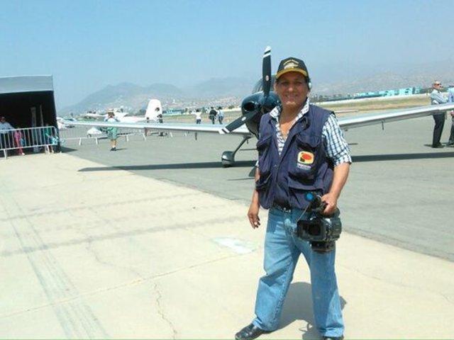 Mario Bucana: comunicadores de diversos medios enviaron sus despedidas al experimentado camarógrafo