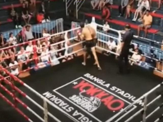Federación de Muay Thai deslinda vínculos con tres deportistas varados en Tailandia