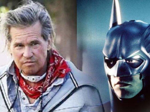 Batman: Val Kilmer revela por qué abandonó la franquicia de DC