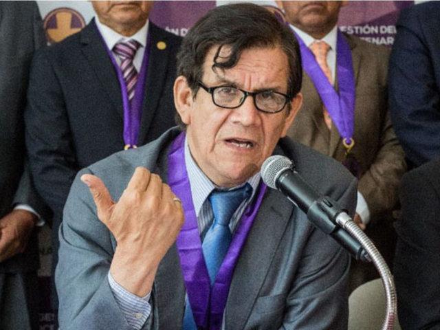 """Ciro Maguiña califica cuarentena de Lima como """"Chicha"""""""