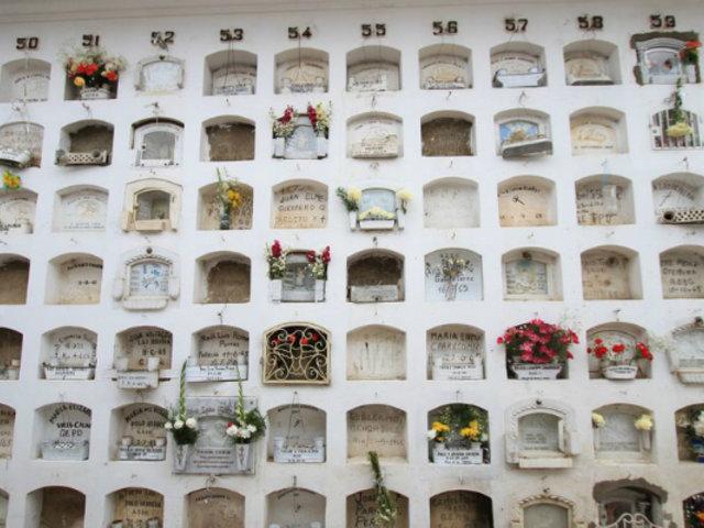 Cementerios en Comas y VMT estarán cerrados el 30 y 31 de octubre y el 1 y 2 de noviembre
