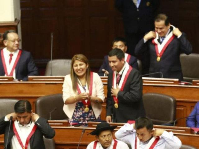 Bloque del Frente Patriótico Etnocacerista suspende separación de UPP