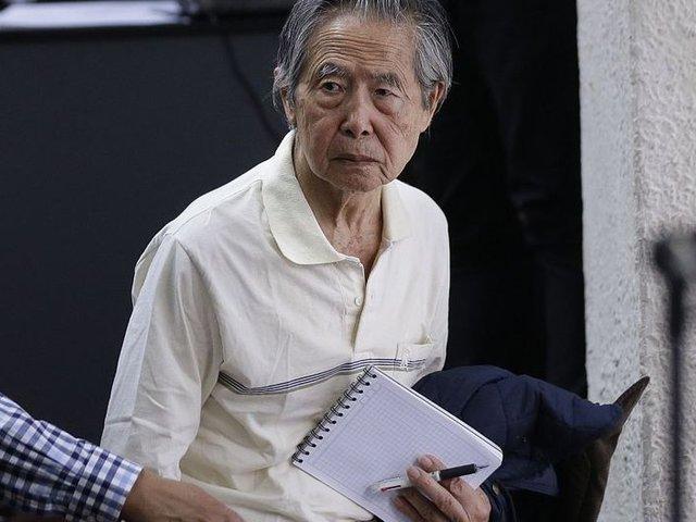 Poder Judicial rechaza habeas corpus de Alberto Fujimori