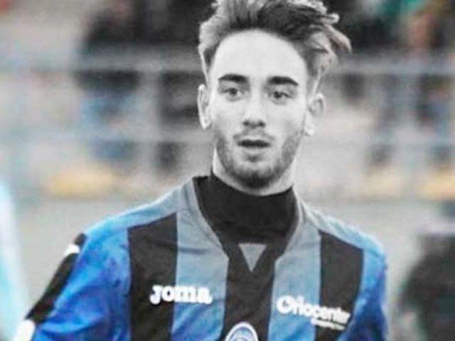 Italia: muere un futbolista de 19 años por un aneurisma