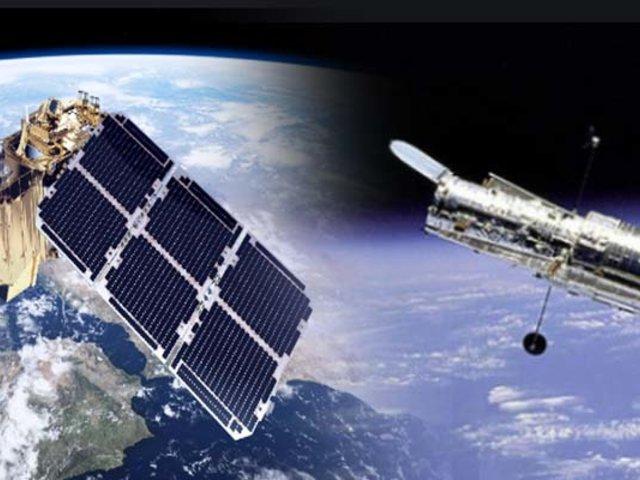 NASA planea fabricar espejos de telescopio en el espacio