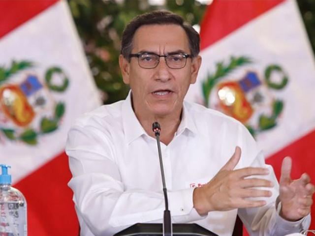 Martín Vizcarra da a conocer las nuevas restricciones de Toque de Queda