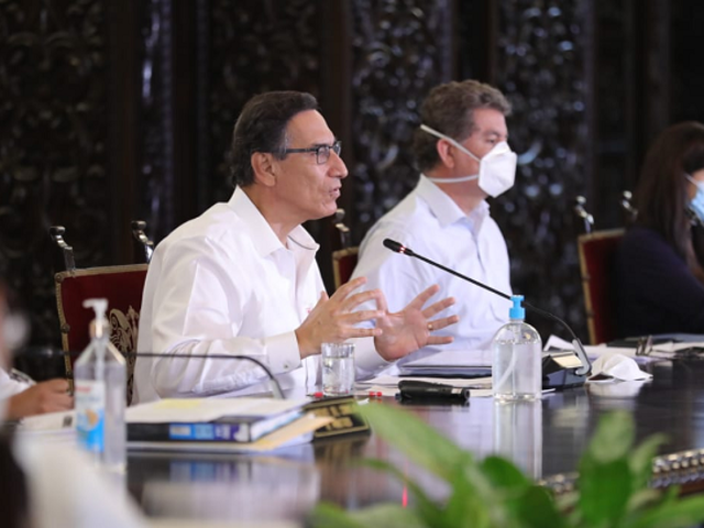 Gobierno desmiente supuesta renuncia de miembros del gabinete ministerial